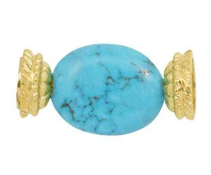 Kingman Turquoise Magnetic Enhancer