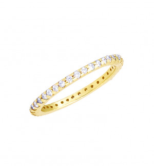 Eternity Band with .60pts Diamonds
